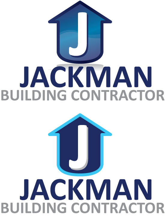 Custom Logo Design - Jackman Building Contractor